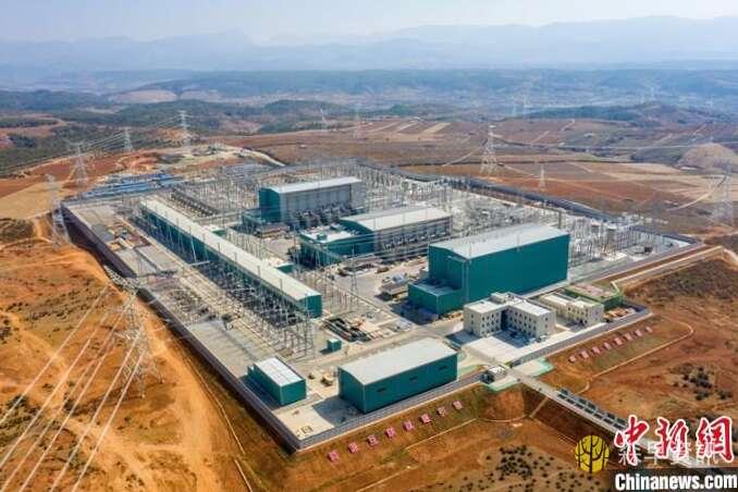 四川第四条特高压输电工程建设加速攻坚