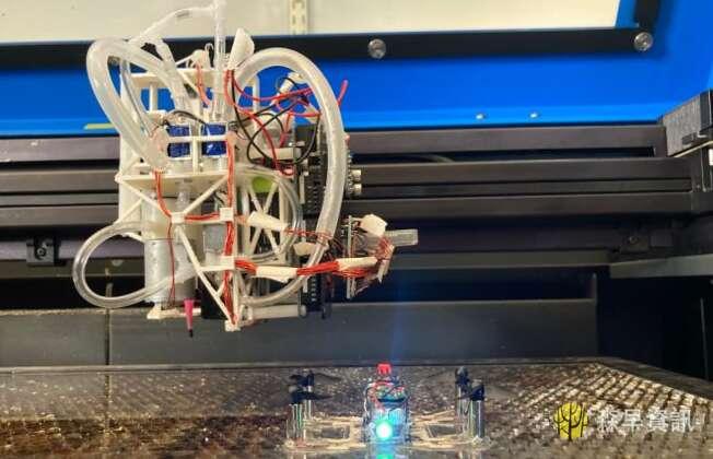 麻省理工学院研发3D打印制造系统 无人机做好就能飞